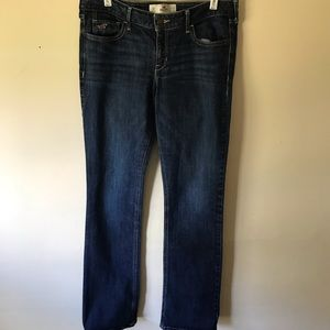 Hollister size 9 jeans bootcut